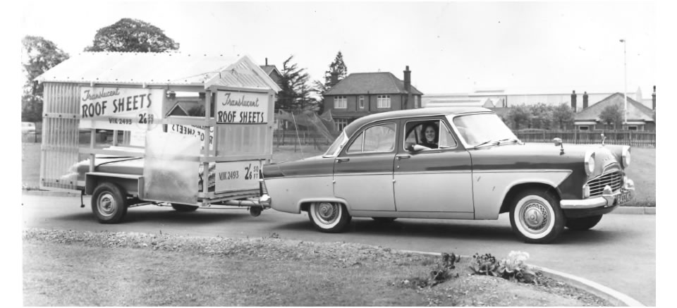 Since 1952 there has always been a Todd Doors somewhere on the main road in Northolt. Even throughout its expansion the company has maintained its presence ... & The History of Todd Doors - Established 1952