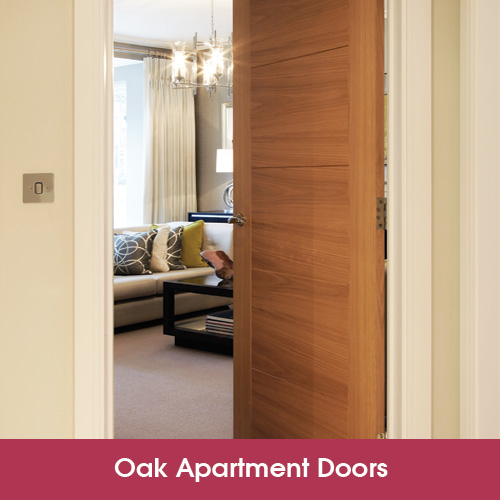 Timber Top Apartments: Exterior Timber Doors & Interior Timber