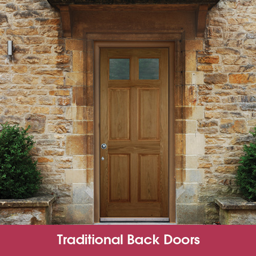 Back doors exterior timber doors interior timber doors for Exterior back doors for home