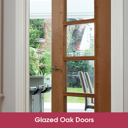 Let The Light Pour Into Your Home By Adding Fantastic Glazed Oak Doors Like This Iseo K4514. Natural Light And Beautiful Oak Veneer Can Transform Any Room. & Todd Doors Northolt \u0026 Add Sophistication To Your Home With White ... Pezcame.Com