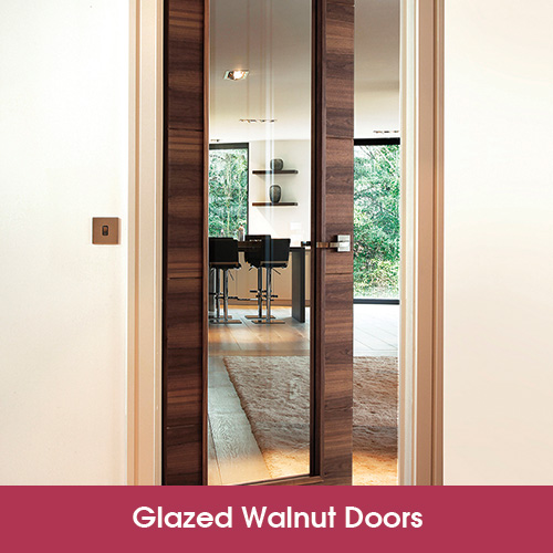 Walnut Doors Interior Timber Doors Doors Door Accessories Door