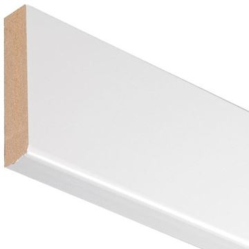 Picture of WHITE SQUARE ARCHITRAVE