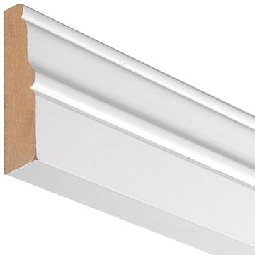 Picture of WHITE TRADITIONAL ARCHITRAVE