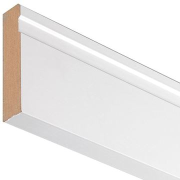 Picture of WHITE GROOVED ARCHITRAVE