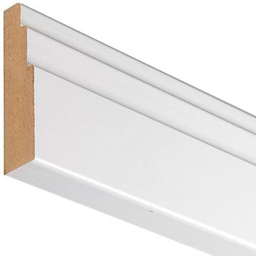 Picture of WHITE STEPPED ARCHITRAVE