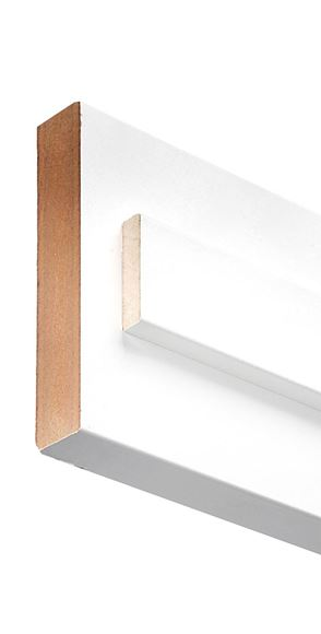 Picture of INTERNAL DOOR FRAME LINING KIT - WHITE