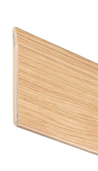 Picture of OAK STEPPED SKIRTING