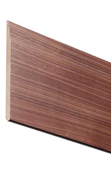 Picture of WALNUT STEPPED SKIRTING
