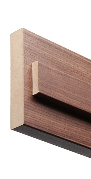 Picture of INTERNAL DOOR FRAME LINING KIT - WALNUT