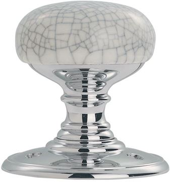 Picture of DELAMAIN CRACKLE PORCELAIN KNOB