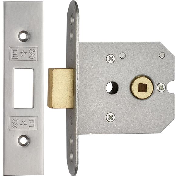 Picture of HEAVY DUTY FLAT LATCH - FLL8030SCP