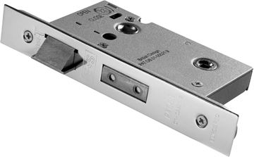 Picture of HEAVY DUTY LATCH & BATH LOCK - BAS5030SSS