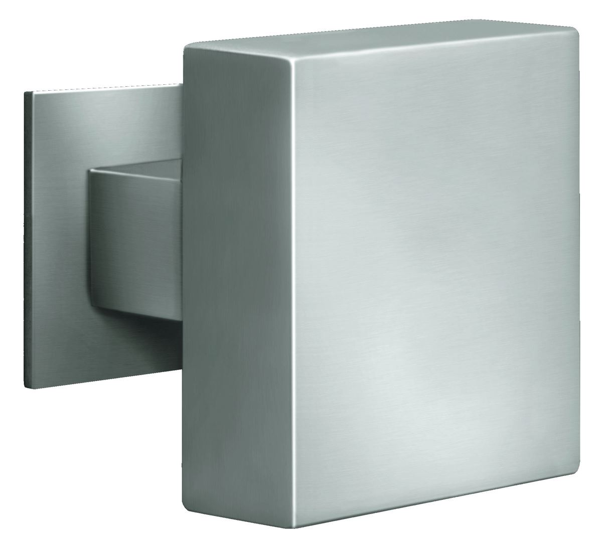 Large Square Centre Knob Door Furniture Todd Doors