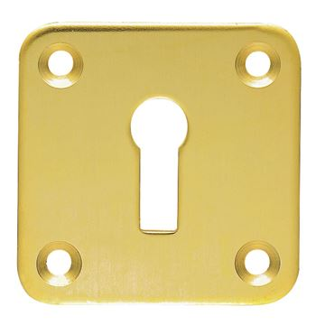 Picture of SQUARE ESCUTCHEON - AA4SC