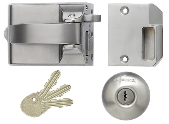 Picture of DESIGNER HIGH SECURITY NIGHT LATCH
