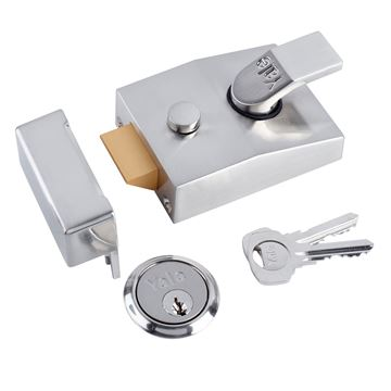 Picture of HIGH SECURITY NIGHT LATCH