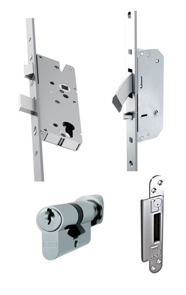 Picture of CONTEMPORARY MULTI-POINT LOCKING SYSTEM
