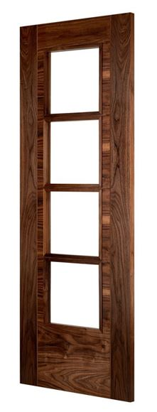 Picture of ISEO B4514 WALNUT 4-LIGHT