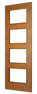 Picture of ORTA K8514 OAK 4-LIGHT