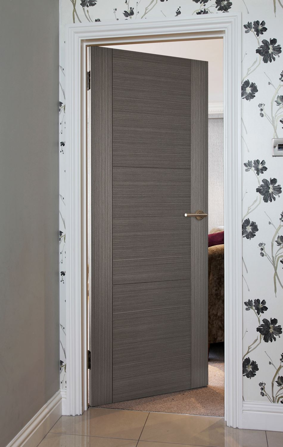 8400 Grey Coto Door Internal Doors Charles Todd