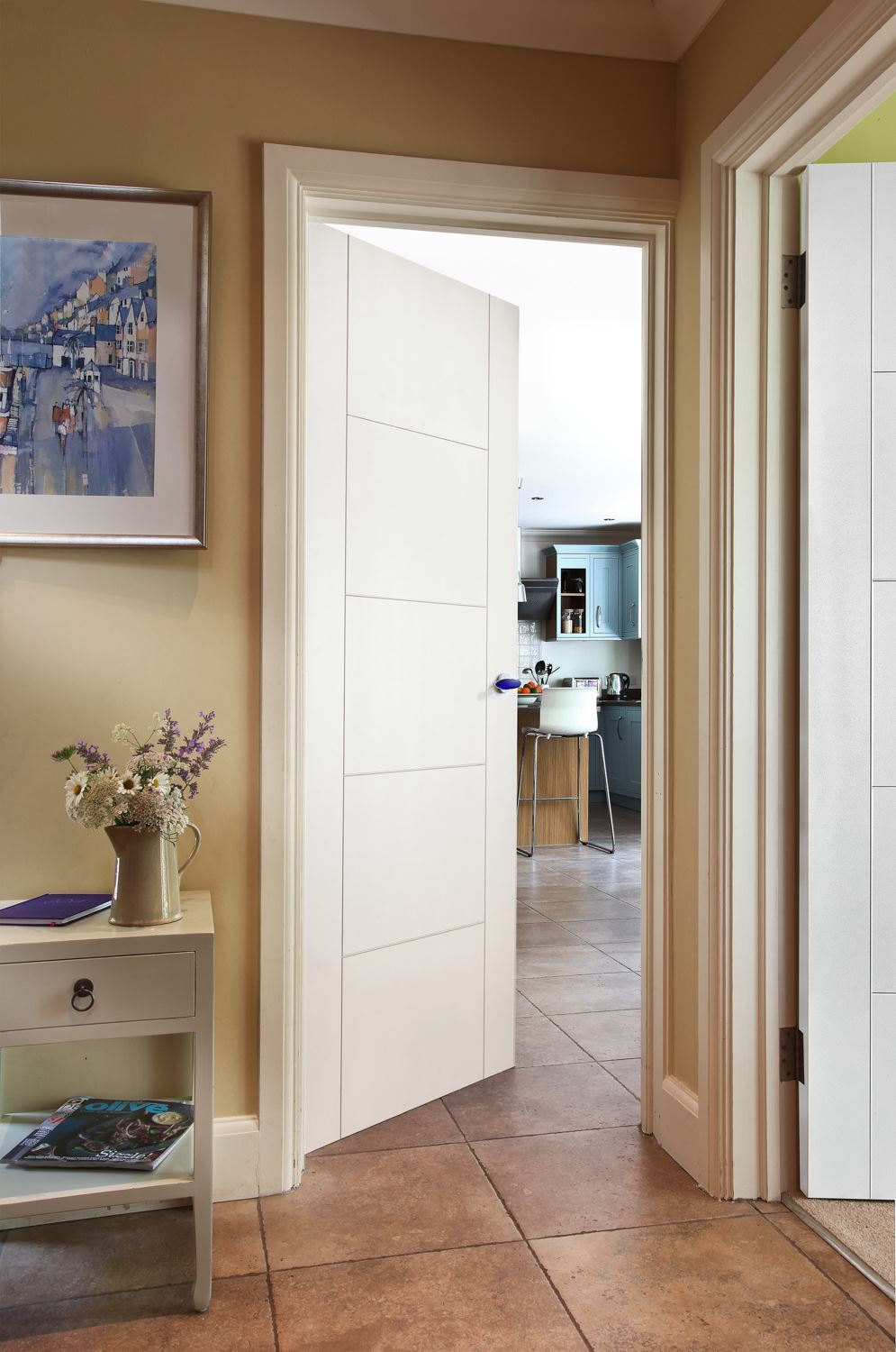 Iseo C4500 White Door Internal Doors Price Match Guarantee