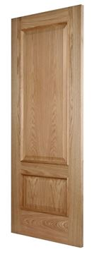 Picture of IRIS 2-PANEL OAK (EOL)