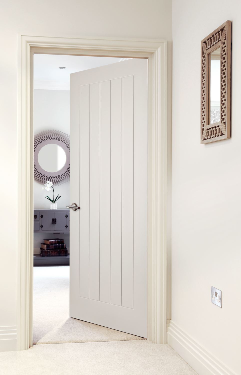 Cottage White Door Internal Doors Price Match Guarantee