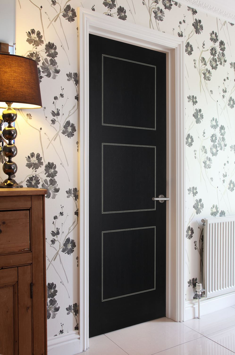 ... Picture Of MONACO EBANO 3 PANEL (BESPOKE)