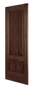 Picture of IRIS 2-PANEL WALNUT (BESPOKE)
