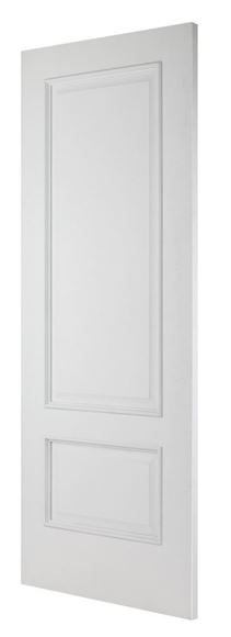 Picture of IRIS 2-PANEL WHITE (BESPOKE)