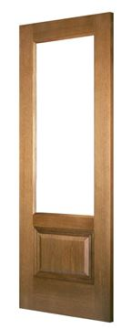 Picture of BALMORAL 1-LIGHT OAK (BESPOKE)