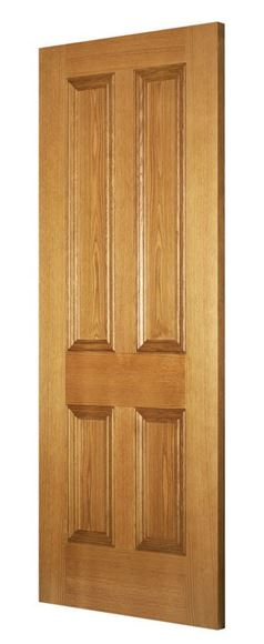 Picture of BELVEDERE 4-PANEL OAK (BESPOKE)