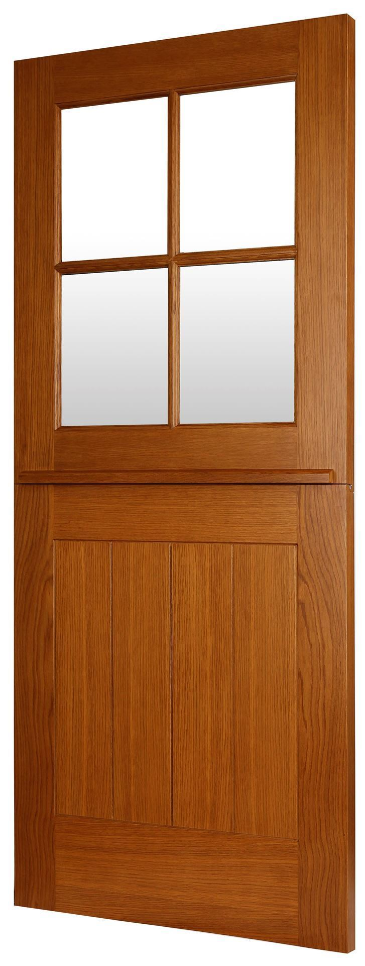 Ascot Oak Door External Oak Doors Brand New Design