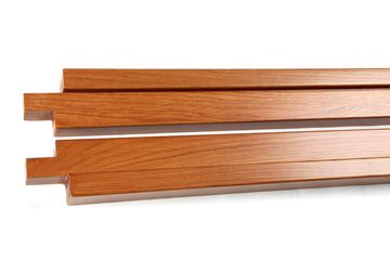 Picture of OAK SINGLE & DOUBLE DOOR JAMB KIT