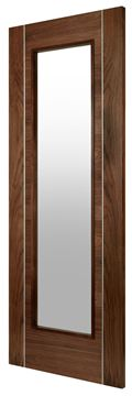 Picture of MILANO WALNUT 1-LIGHT (EOL)