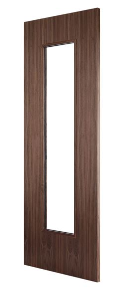 Picture of FLUSH WALNUT 1-LIGHT
