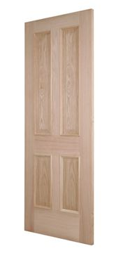 Picture of 4-PANEL OAK (FD30) (EOL)