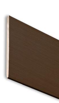 Picture of DARK OAK SQUARE SKIRTING