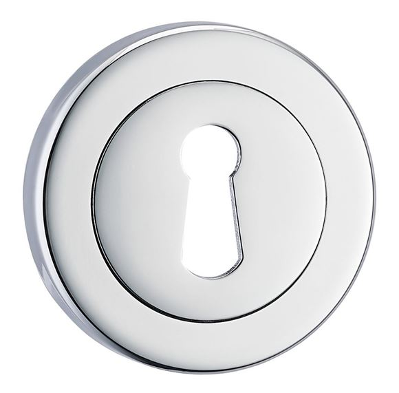 Picture of ESSENTIALS - POLISHED CHROME ESCUTCHEON