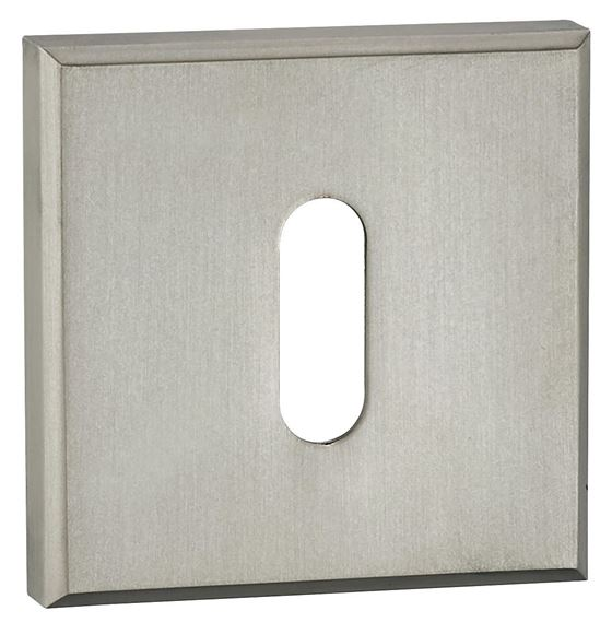 Picture of COOL BRUSHED NICKEL ESCUTCHEON