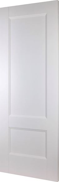 Picture of WHITE NAPIER 2-PANEL