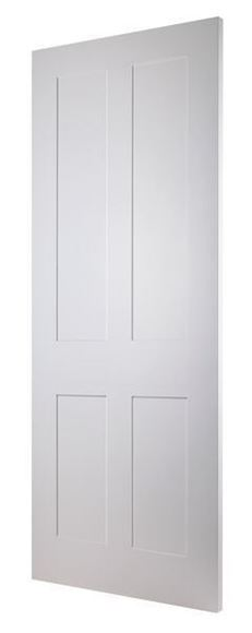 Picture of WHITE SHAKER 4-PANEL