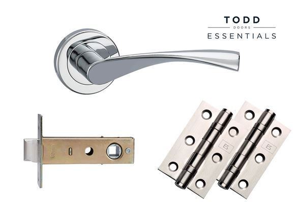 Picture of FORTH DOOR HANDLE LATCH PACK