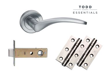 Picture of VASCO DOOR HANDLE LATCH PACK