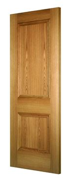 Picture of WENTWORTH 2-PANEL OAK (BESPOKE)