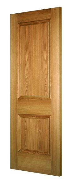 Picture of WENTWORTH 2-PANEL OAK (FD30 - BESPOKE)