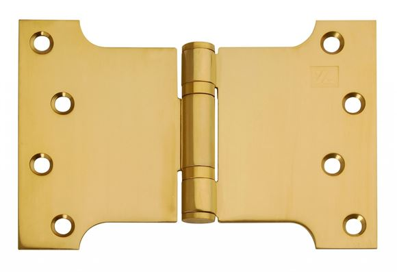 "Picture of 4"" THROW PARLIAMENT HINGES"