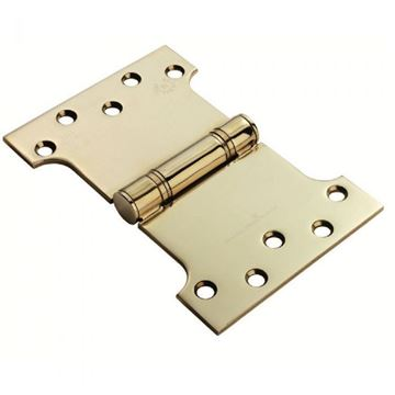 "Picture of 4"" THROW PARLIAMENT HINGES (FD30)"