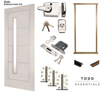 Picture of OSLO EXTERNAL DOOR KIT