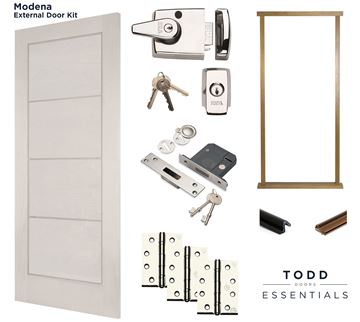 Picture of MODENA EXTERNAL DOOR KIT